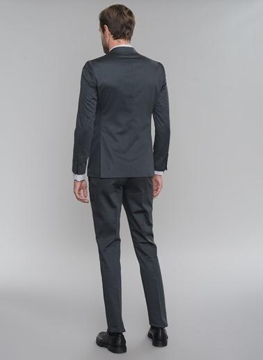 People By Fabrika Takım Elbise Gri
